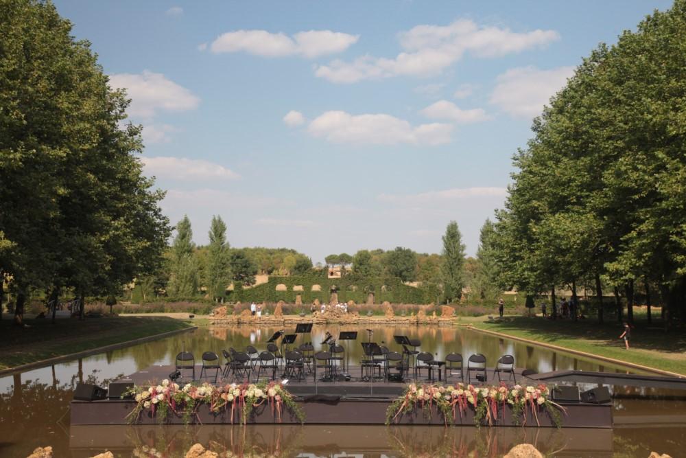 Festival de musique baroque dans les jardins de William Christie